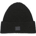 Mini Pansy N Face wool beanie - black - 104