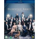 Downton abbey dvd the movie Filmer Downton Abbey - The Movie (Blu-ray)