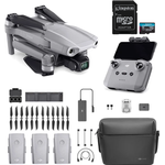 DJI Mavic Air 2 Fly More Combo + Kingston microSDXC Canvas Select Plus - 128GB
