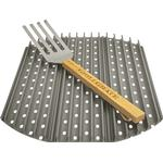 "Grill Grate Kit - Round 22.5"" (57cm) + GrillGrate Tool Passar Weber 57 cm."
