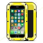 Love Mei Rugged Case (iPhone 8/7) - Vit