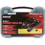 TREND 3 in 1 Pocket hole jig