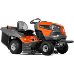 Husqvarna Traktor TC 238TX, Husqvarna Endurance v-Twin, Hydrostat, 97 cm