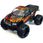 RC Bensin bil - 1:5 - Monster Truck Blaze - Off-road - 2WD - 2.4GHz - RTR