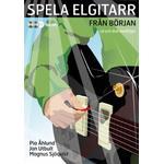 Spela elgitarr Musikinstrument Spela Elgitarr från början