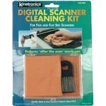Kinetronics Digital Scanner Cleaning Kit: Antistatduk+borste