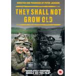 They shall not grow old Filmer They shall not grow old