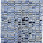 Mosaik Metallic 3D Black 31,5X31,7Cm Pris Per Ark