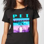 Ace Ventura Neon Women's T-Shirt - Black - XL - Black