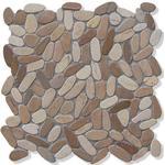 Mosaik s oval cream mix 30x30x0,9cm