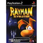 PS2 Rayman Revolution (Platinum)