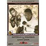 Title boxing Filmer BOXING - Patterson v Johansson and Sonny Liston - Becoming Very Hard To Find - The Undisputed Dvd Collection