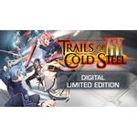 The Legend of Heroes: Trails of Cold Steel III - Digital Limited Edition