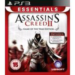 Assassins Creed 2 Game of the Year (Essentials) (PS3)