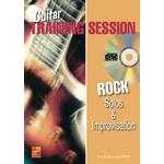 Guitar Training Session: Rock Solos & Improvisation (Book/CD)