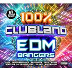 100% Clubland - EDM Bangers CD
