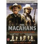 Familjen Macahan - Hela Serien (Re-mastered) (14-disc) (Import)