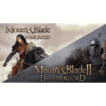 Mount & Blade Warband and Bannerlord Bundle (PC)