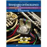 Standard Of Excellence: Enhanced Comprehensive Band Method Book 2 (E Flat Alto Clarinet)