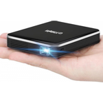 P6 DLP Mini Projector Full HD 1080P Home Theatre Projector