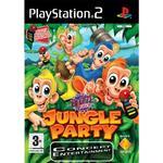 PS2 Buzz Junior Jungle Party (Nordisk)