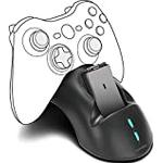 Speedlink Bridge USB Charging Gamepad System - Black (Xbox 360)
