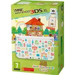 New Nintendo 3DS XL - Includes Animal Crossing: Happy Home Designer & amiibo Card
