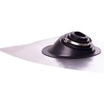 Rostfri toalett Toalettstolar Aluminiumstos, tegel- /betongtak (inklusive rostfri slangklämma)