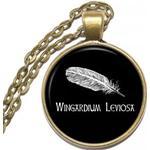WINGARDIUM LEVIOSA (Bronspläterad)