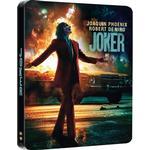 Joker (4K Ultra HD + BD Limited Edition Steelbook) (Import svensk text)