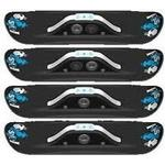 Fuse Longboard Skidor