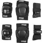 TSG Skydd 3-pack Basic Set Black