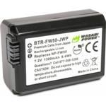 Wasabi Power Batteri till Sony - ersätter Sony NP-FW50 - 1300mAh