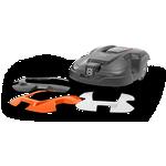 Husqvarna Skal Robotgräsklippare - Automower® 310/315 Grå
