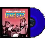 Various - Garland Records Pacific Northwest Fuzz Box (Blue) - LP, Beat Rocket