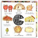 A Pizza My Heart Card