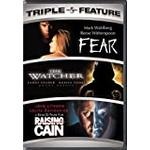 Fear & Watcher & Raising Cain [DVD] [Region 1] [US Import] [NTSC]