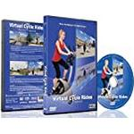 Virtual Cycle Rides - Paris France for Indoor Cycling Treadmill and Running Workouts