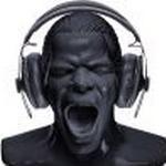 Scream hörlursställ med 1 års garanti Vit