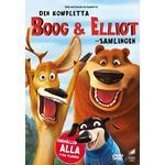 Boog & Elliot 1-4 / Vilda vänner box