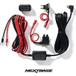 Nextbase Series 2 Dash Cam Hardwire Kit- for Nextbase Dashcams 122, 222, 322GW, 422GW, 522GW, 622GW In Car Hard Wiring Kit Dash Cam mini / micro USB adpaters