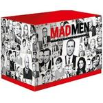 Mad Men säsong 1-7 Complete Collection (import) bluray