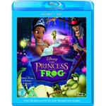 The Princess and the Frog Blu-ray & DVD