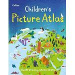 Collins Children's Picture Atlas by Collins Kids