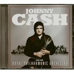 Johnny Cash - Johnny Cash & The Royal Philharmonic Orchestra (CD)