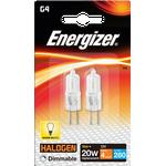 Ugnsglödlampa 20W 232 Lumen E14 2-pack