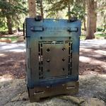"Firebox Titanium G2 5"" Firebox Stove"