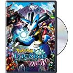 Pokemon: Lucario & The Mystery of Mew [DVD] [2006] [Region 1] [US Import] [NTSC]