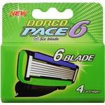 Dorco Pace6 Rakblad
