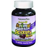Nature's Plus Animal Parade Acidophi Kidz, Mixed Berry, 90Loz